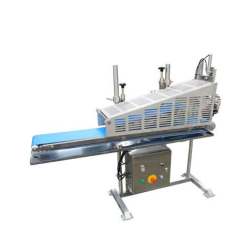 Meat Flattening Machine for shaping hamburgers and patties